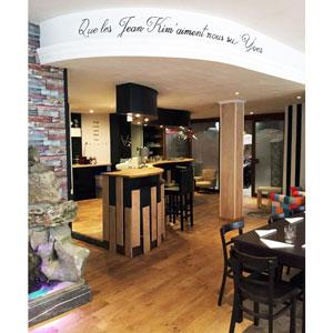 Restaurant Le Moderne - 5620 Florennes
