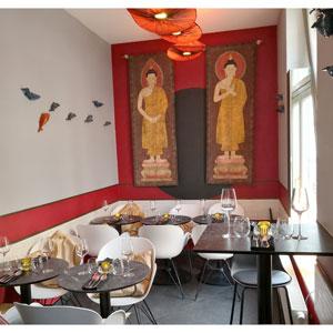 Restaurant Baan Chann - 1060 Bruxelles