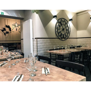 Restaurant Coupé Couteau - 7330 Saint-Ghislain