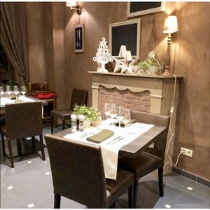 Restaurant Les Jardins du Couvent - 7864 Lessines