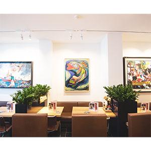 Restaurant: Au Savoy