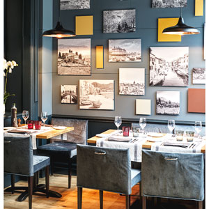 Restaurant Terza Luna - 1150 Bruxelles