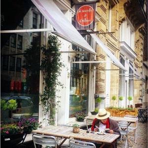 Restaurant De Bruxelles et d'Ailleurs - 1000 Brussel
