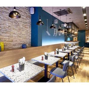 Restaurant Declercq Café Garage - 1050 Bruxelles