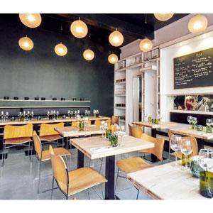 Restaurant: Luca