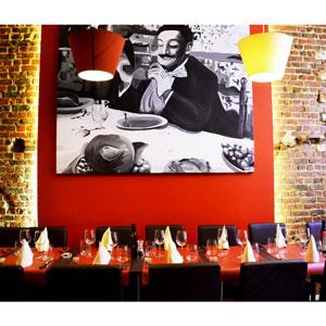 Restaurant Per Bacco - 1000 Bruxelles