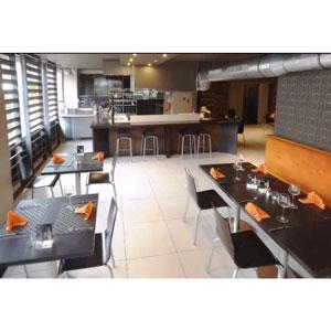 Restaurant: Brasserie de la Cour