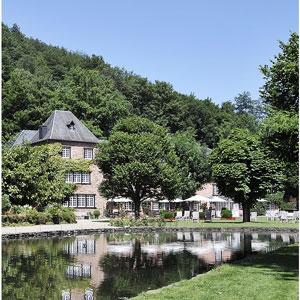 Restaurant Auberge du Moulin Hideux - 6831 Bouillon