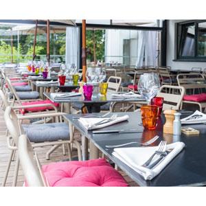 Restaurant: Le Café du Lac