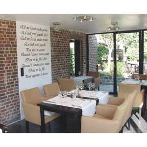 Restaurant La Petite Gayolle - 1480 Tubeke