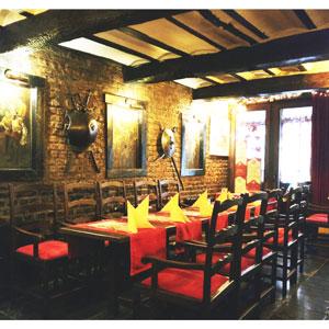 Restaurant Tchantchès & Nanesse - 4020 Luik