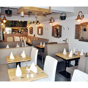 Restaurant Mon Fou d'Mari - 1082 Bruxelles