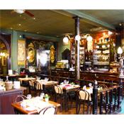 Restaurant Les Brigittines 'Aux Marches de la Chapelle' 1000 Bruxelles