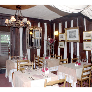 Restaurant Le Marquis de Pombal - 1410 Waterloo
