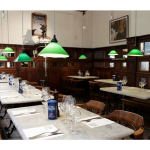 Restaurant L'Ogenblik - 1000 Bruxelles