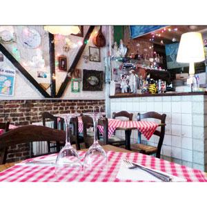 Restaurant Paradiso - 1000 Bruxelles