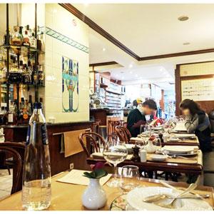 Restaurant De Maurice à Olivier - 1200 Bruxelles
