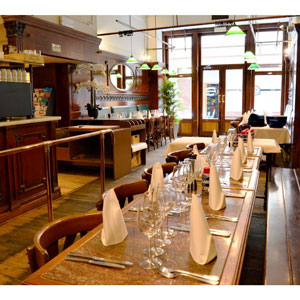 Restaurant Scheltema - 1000 Bruxelles