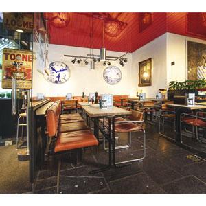 Restaurant Au Vieux Saint Martin - 1000 Bruxelles