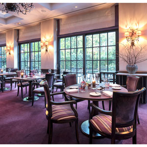 Restaurant: La Villa Lorraine