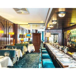 Restaurant L'Écailler du Palais Royal - 1000 Bruxelles
