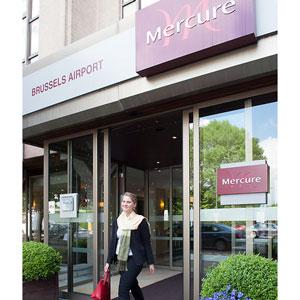 Hotel Mercure Brussels Airport - 1140 Bruxelles