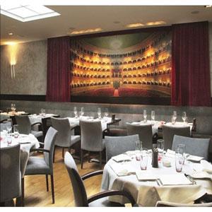 Restaurant: L'Opéra