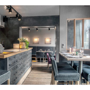 Restaurant Au Milieu de Nulle Part - 1474 Genappe