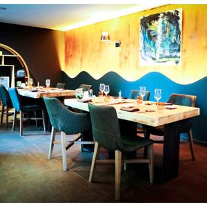 Restaurant: Le D'Arville