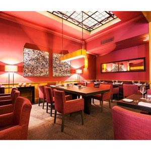 Restaurant: La Brasserie de la Villa Lorraine
