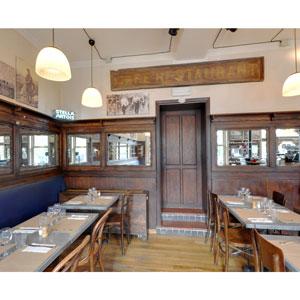 Restaurant Chez Ginette - 1476 Genappe
