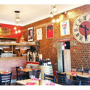 Restaurant: La Botte