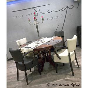 Restaurant Tiago's - 1000 Brussel