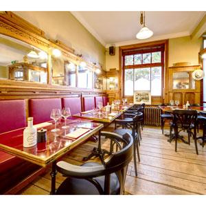 Restaurant Charlu - 1180 Bruxelles