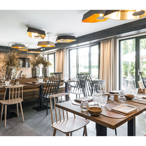 Restaurant Les Terrasses de l'Our - 6852 Paliseul