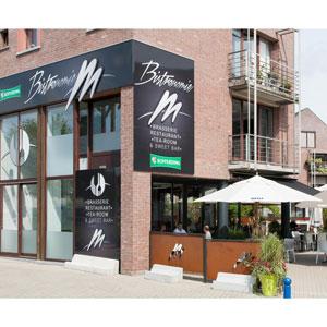 Restaurant La Bistronomie M - 4520 Wanze
