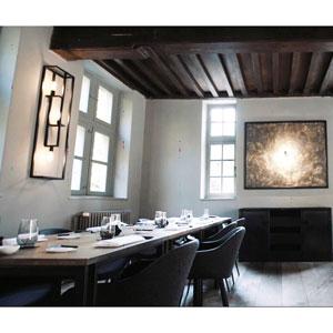 Restaurant: Le Vieux Château