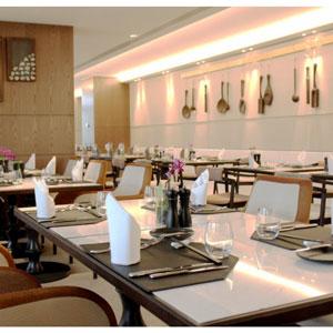 Restaurant Le Cinq - 1200 Bruxelles