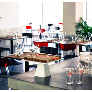 Table au Vert