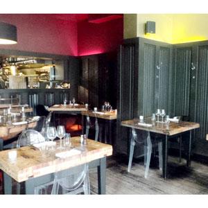 Restaurant Chou - 1050 Brussel